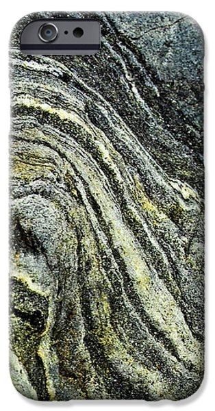 History of Earth 9 iPhone Case by Heiko Koehrer-Wagner