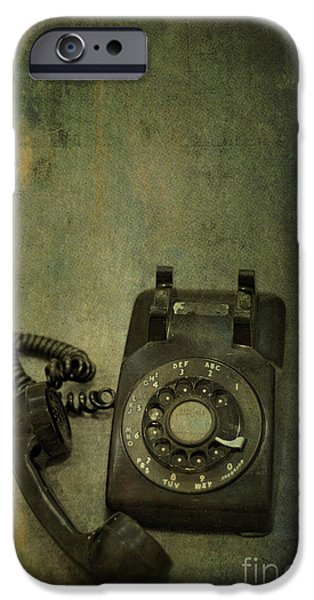 Holding On To Yesterday iPhone Case by Evelina Kremsdorf