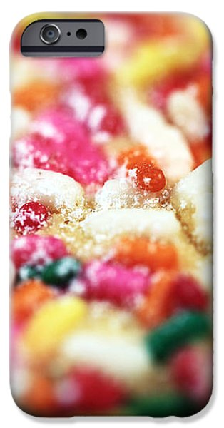 Holiday Cookie iPhone Case by John Rizzuto