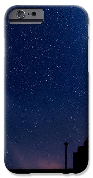 Holocaust Memorial - Night iPhone Case by Nishanth Gopinathan
