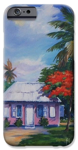 Tall iPhone Cases - Home at Tall Tree   Savannah iPhone Case by John Clark