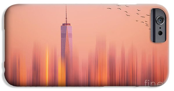 Freedom iPhone Cases - Towards Freedom iPhone Case by Rima Biswas