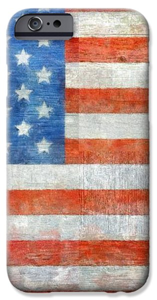 Homeland iPhone Case by Michelle Calkins