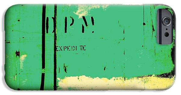 Makeshift iPhone Cases - Homeless Shelter iPhone Case by Chris Berry