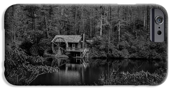 Grist Mill iPhone Cases - Honeymoon Delights iPhone Case by David Norris