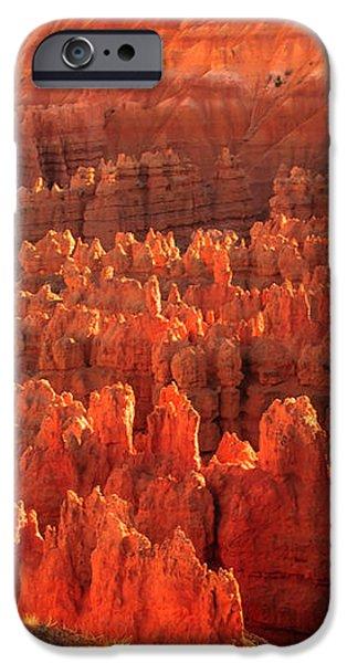 Hoodoos Basin iPhone Case by Robert Bales