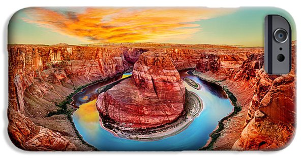 Best Sellers -  - Epic iPhone Cases - Red Planet iPhone Case by Az Jackson