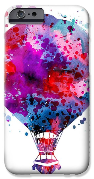 Best Sellers -  - Hot Air Balloon iPhone Cases - Hot Air Balloon iPhone Case by Luke and Slavi