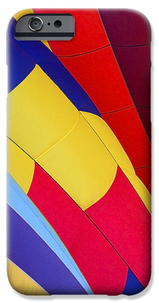 Hot-Air Patterns iPhone Case by Mike  Dawson