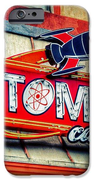 Hot Stuff iPhone Case by Joan Carroll