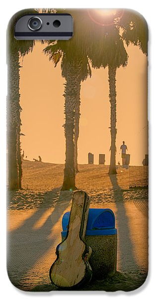 Board iPhone Cases - Hotel California iPhone Case by Peter Tellone