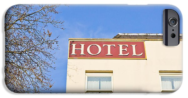 Cheap iPhone Cases - Hotel iPhone Case by Tom Gowanlock