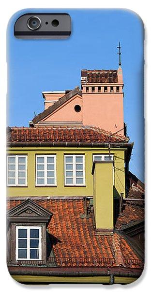 House Attic iPhone Case by Artur Bogacki