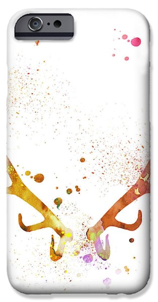 House iPhone Cases - House Baratheon iPhone Case by Luke and Slavi