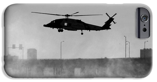 Hovering iPhone Cases - Hovering iPhone Case by David Lee Thompson