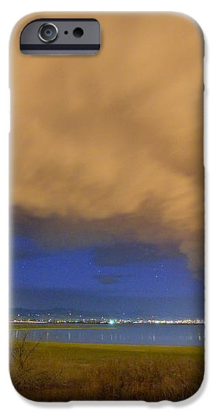 Hovering Stormy Weather iPhone Case by James BO  Insogna