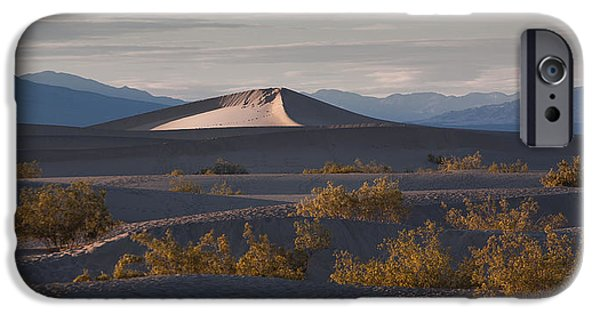 Sand Dunes iPhone Cases - How ya Dune iPhone Case by Peter Tellone