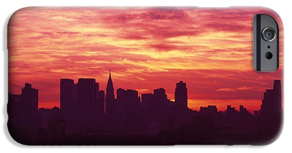 Hudson River iPhone Cases - Hudson River New York, Nyc, New York iPhone Case by Panoramic Images