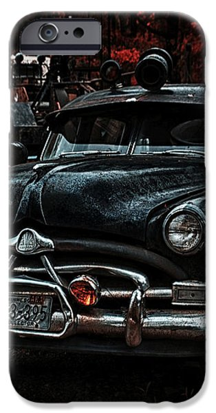 Hudson Trooper Cruzer iPhone Case by Todd and candice Dailey