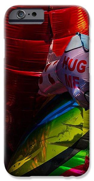 Hug Me - Featured 3 iPhone Case by Alexander Senin