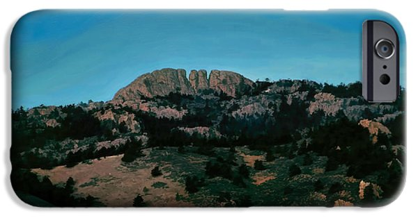 Ft Collins iPhone Cases - Hunters Moon iPhone Case by Jon Burch Photography