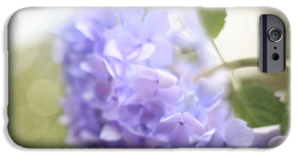 Botanical Photographs iPhone Cases - Hush iPhone Case by Amy Tyler