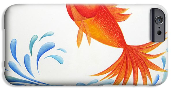 Betta iPhone Cases - I am back  iPhone Case by Oiyee  At Oystudio