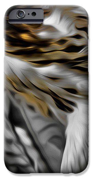 I am Redtail iPhone Case by Bill  Wakeley