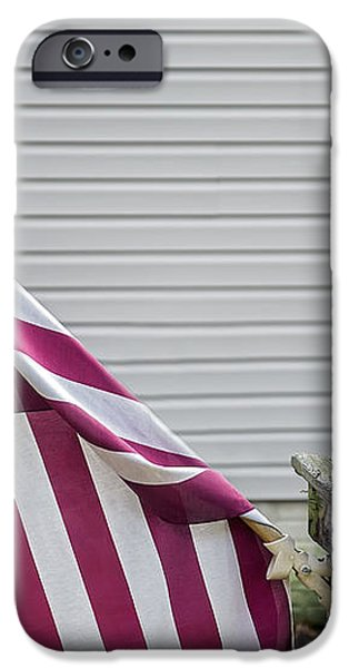 I Pledge Allegiance iPhone Case by Brian Wallace