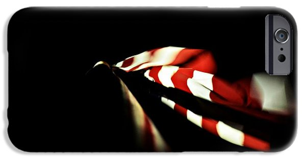 Patriots iPhone Cases - I Pledge Allegiance iPhone Case by Christy Pollard