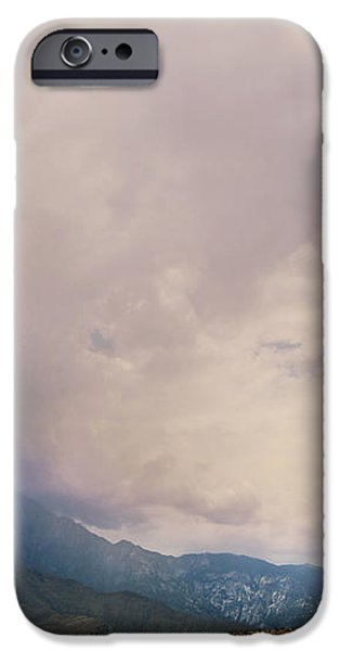 I Predict Rain iPhone Case by Laurie Search