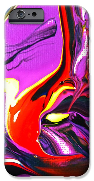 Dismay Paintings iPhone Cases - I Read The News Today iPhone Case by Douglas G Gordon