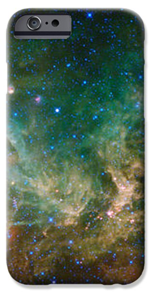 Ic 2177-Seagull Nebula iPhone Case by Science Source