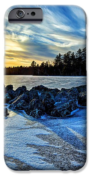 Icebound 5 iPhone Case by Bill Caldwell -        ABeautifulSky Photography