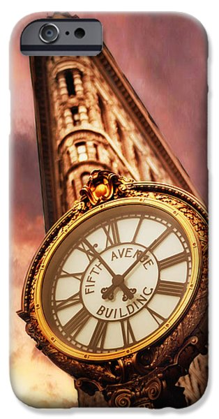 Buildings iPhone Cases - Iconic iPhone Case by Jessica Jenney