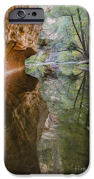 West Fork iPhone Cases - Iconic iPhone Case by Tamara Becker