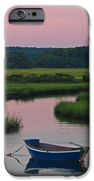 Idyllic Cape Cod iPhone Case by Juergen Roth