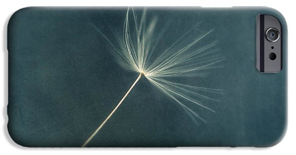 Poetic Photographs iPhone Cases - If I had one wish III iPhone Case by Priska Wettstein