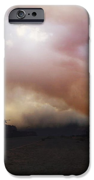 If I Let You Down iPhone Case by Laurie Search