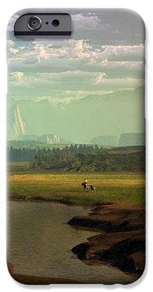 If Only Time Could Sleep iPhone Case by Dieter Carlton