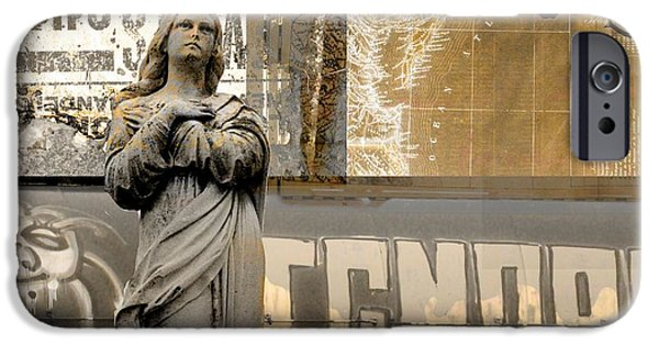 Ignored iPhone Cases - Ignore iPhone Case by Gothicolors Donna Snyder