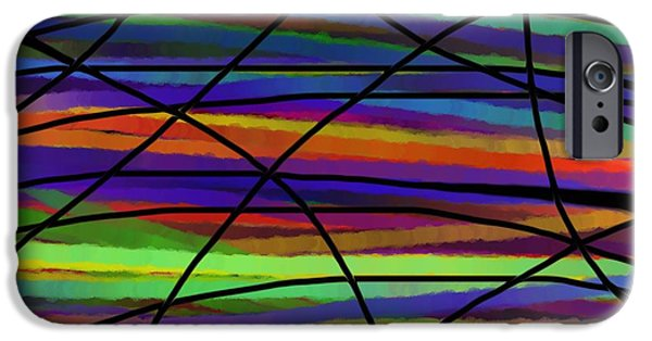 Abstract Digital Drawings iPhone Cases - Ihre Meinung  iPhone Case by Sir Josef  Putsche Social Critic