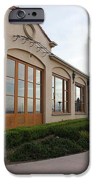 Il Fornaio Italian Restaurant In Coronado California 5D24362 iPhone Case by Wingsdomain Art and Photography