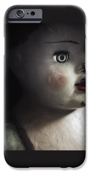 Eerie iPhone Cases - Illuminata iPhone Case by Amy Weiss