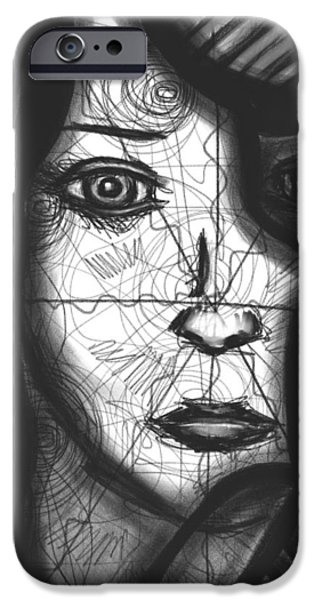 Illumination of Self iPhone Case by Daina White