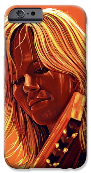 Ilse DeLange iPhone Case by Paul  Meijering