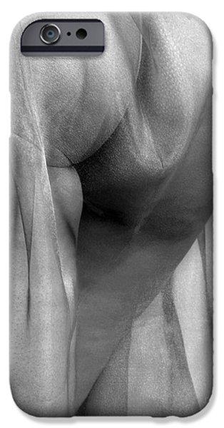 Female Body iPhone Cases - Im-5 iPhone Case by Tony Cordoza