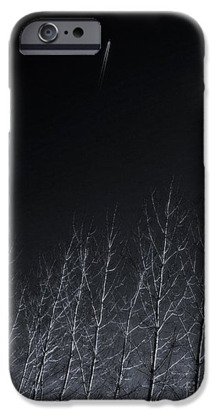 Technology iPhone Cases - Im Leaving You iPhone Case by Stylianos Kleanthous