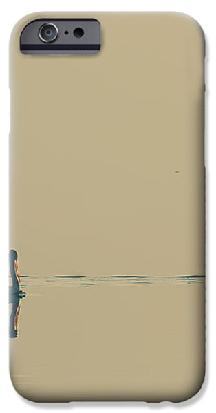 I'm Sailing Right Behind iPhone Case by Laurie Search