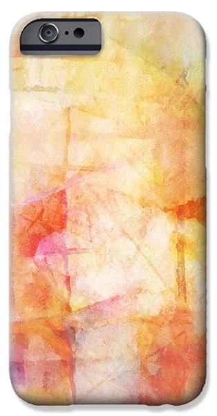 Home Decor Mixed Media iPhone Cases - Imagodecor iPhone Case by Home Decor